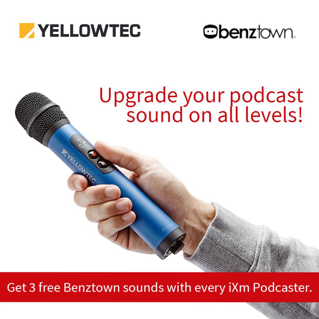 Yellowtec+benztown